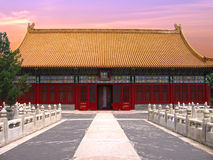 Free Forbidden City In Beijing Royalty Free Stock Images - 14413549