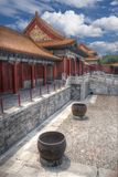 Forbidden City is the largest palace complex in the world. Royalty Free Stock Images
