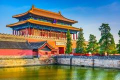 Forbidden City North Gate royalty free stock photos