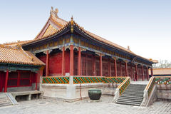 Forbidden City (Palace Museum) Stock Photo