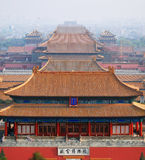 Forbidden City (Palace Museum) Royalty Free Stock Image