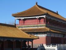 Forbidden City Panoramic,Beijing,China stock photos