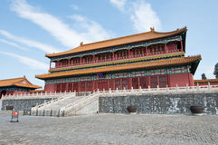 Forbidden City Royalty Free Stock Photo