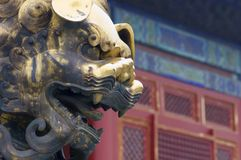 Forbidden City Royalty Free Stock Images