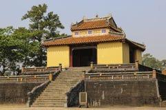 Forbidden City ton, Vietnam royaltyfria foton
