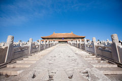 The Forbidden City Stock Image
