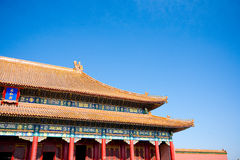 The Forbidden City Royalty Free Stock Images