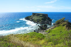 Forbidden Island Saipan Royalty Free Stock Image