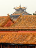 Forbidden Roofs Royalty Free Stock Photos