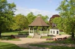 Forbury trädgårdar, avläsning, Berkshire Royaltyfri Bild