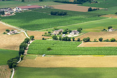 Forca Canapine (Umbria) Stock Photo