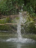 Force de nature de l'eau Photos stock