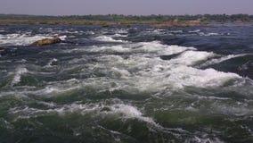 Force de rivière Photographie stock libre de droits