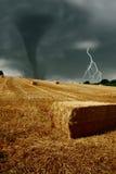 Force de vent Image libre de droits