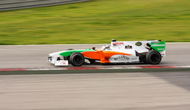 Force India Royalty Free Stock Photos