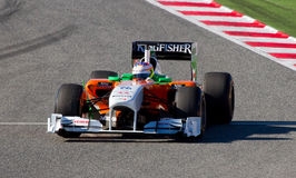 Force India Stock Image