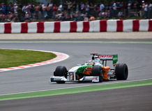 Force India VJM02 Stock Image