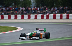 Force India VJM02 Royalty Free Stock Images