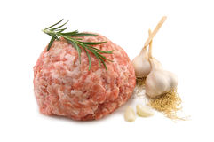 Force-meat Royalty Free Stock Images