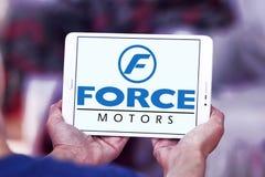 Force motors logo Stock Images