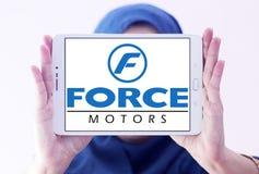 Force motors logo Royalty Free Stock Photos