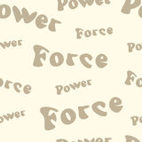 Force and power Stock Images