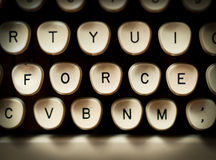 Force Royalty Free Stock Photo