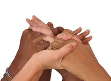 FORCE OF SOLIDARITY Stock Photos