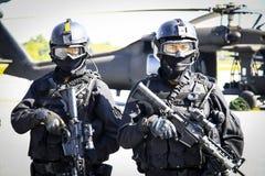 Force spéciale Photos libres de droits