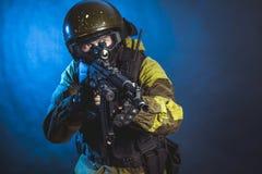 Force spéciale Photos stock
