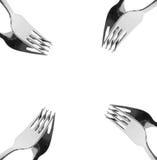 Forcelle multiple Immagine Stock Libera da Diritti