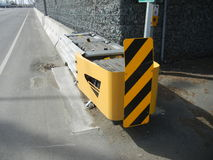 Forcerad barriär Royaltyfri Fotografi