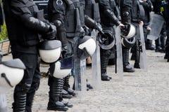 Forces spéciales Photos libres de droits