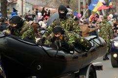 Forces spéciales Photos stock