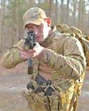 Forces spéciales Images libres de droits