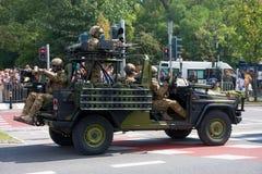 Forces spéciales de GROM Photographie stock