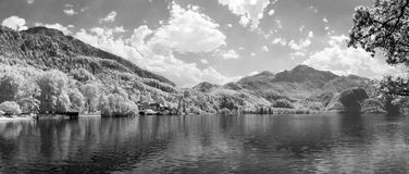 Forchensee Stock Photo