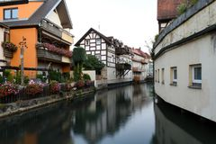 Forchheim city Germany royalty free stock images