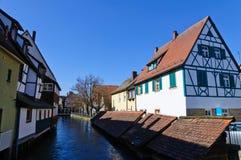 Forchheim, Duitsland royalty-vrije stock foto