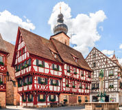 Forchheim Old Town Royalty Free Stock Images