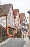 Forchtenberg dans Hohenlohe images stock