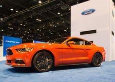 Ford Мustang 2015 Стоковая Фотография RF