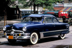 Ford 1950 Immagine Stock