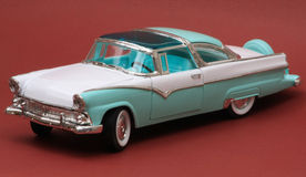 Ford 1955 Crown Victoria Stock Image