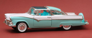 Ford 1955 Fairlane Crown Victoria Stock Photos