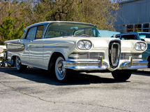 Ford 1958 Edsel Foto de Stock Royalty Free