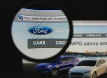 Ford стоковое изображение