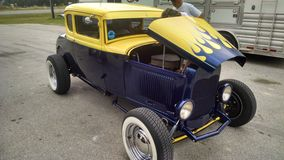34 Ford Royalty-vrije Stock Afbeelding