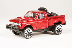 Ford 4x4 Pickup Truck by Maisto. Maisto 3 die-cast toy Ford 4x4 Pick-Up Truck Stock Images