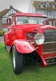 Ford aangepaste motor Royalty-vrije Stock Foto's